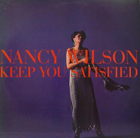 Nancy Wilson Vinyl (Used)