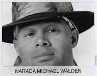Narada Michael Walden Promo Print