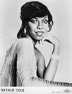 Natalie Cole Promo Print