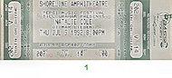 Natalie Cole Vintage Ticket