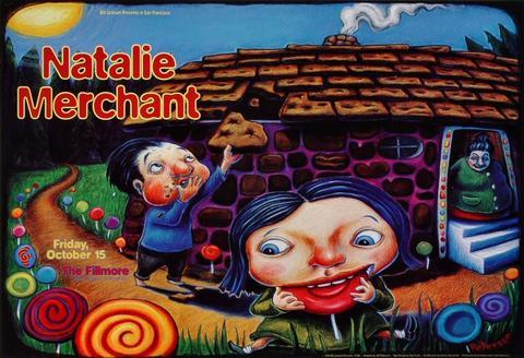 Natalie Merchant Poster