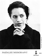 Natalie Merchant Promo Print
