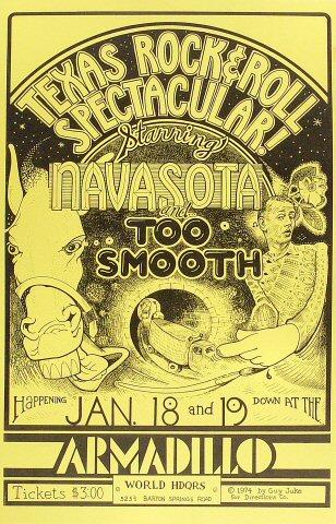 Navasota Poster