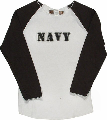 Navy Men's Vintage T-Shirt