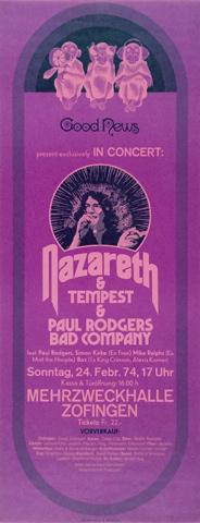 NazarethPoster