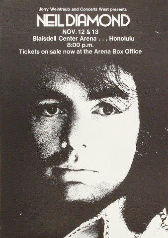 Neil Diamond Poster