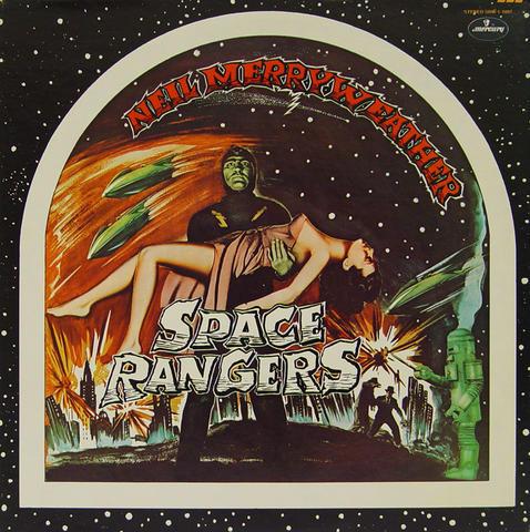 Neil Merryweather Vinyl (Used)