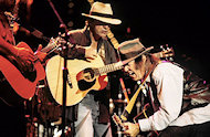 Neil Young &amp; Crazy Horse BG Archives Print