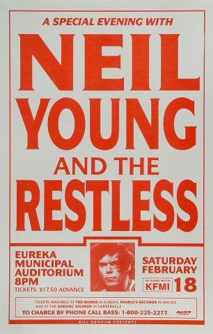 Neil Young &amp; the Restless Poster