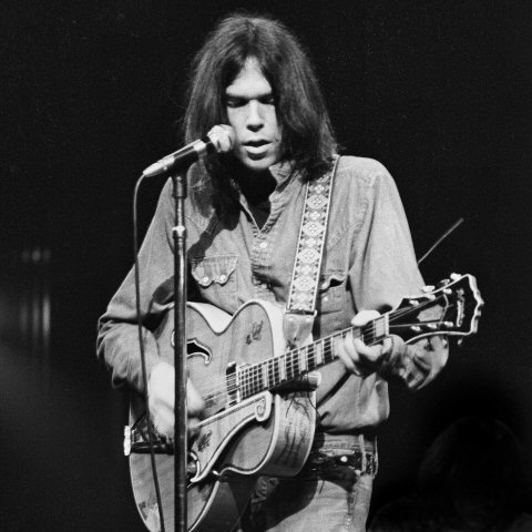 Neil Young Limited Editions