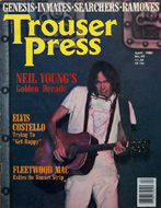Neil Young Trouser Press Magazine
