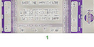 Emmylou Harris Vintage Ticket