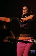 Nelly Furtado BG Archives Print