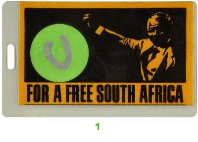 Nelson Mandela Laminate