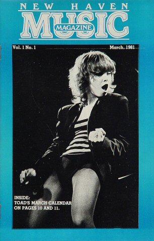 New Haven Music MagazineMagazine