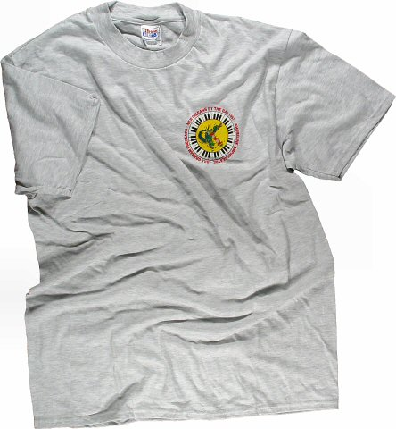 New Orleans by the Bay Men's Vintage T-Shirt