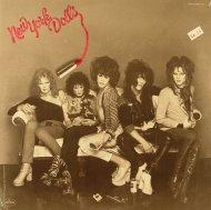 "New York Dolls Vinyl 12"" (New)"
