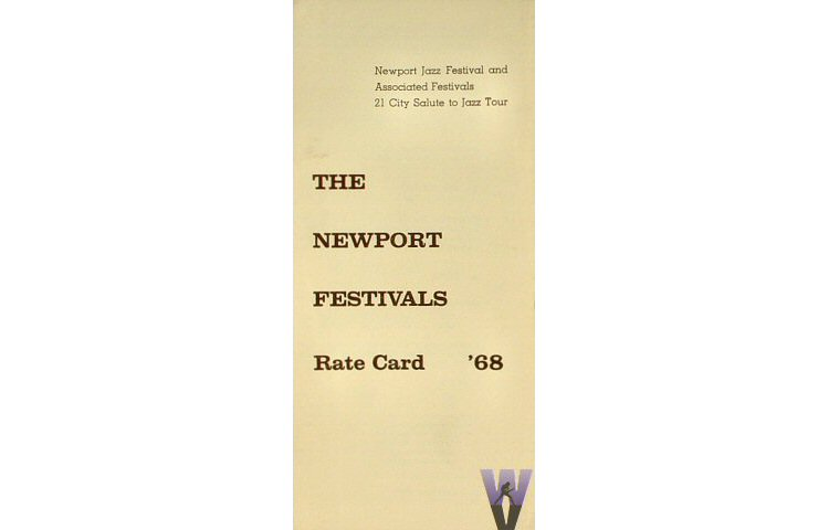Newport Festivals Program