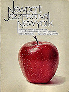 Newport Jazz Festival New York Program