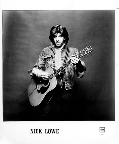 Nick LowePromo Print