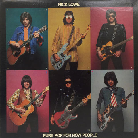 Nick Lowe Vinyl (Used)