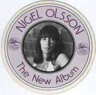 Nigel Olsson Sticker