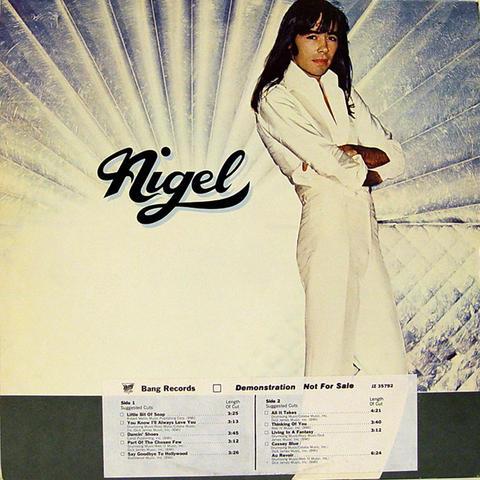 Nigel Olsson Vinyl (Used)