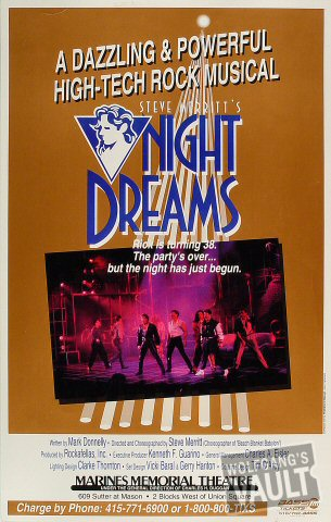 Night Dreams Poster