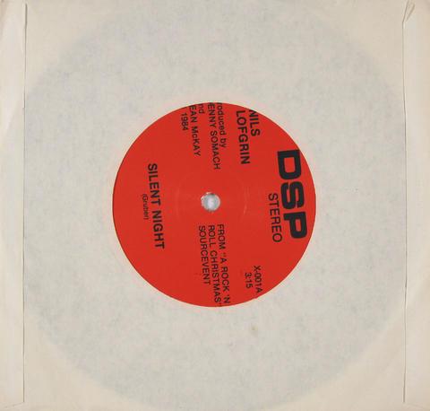 "Nils Lofgren Vinyl 7"" (Used)"