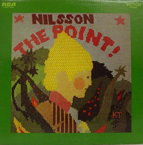 Nilsson Vinyl (Used)
