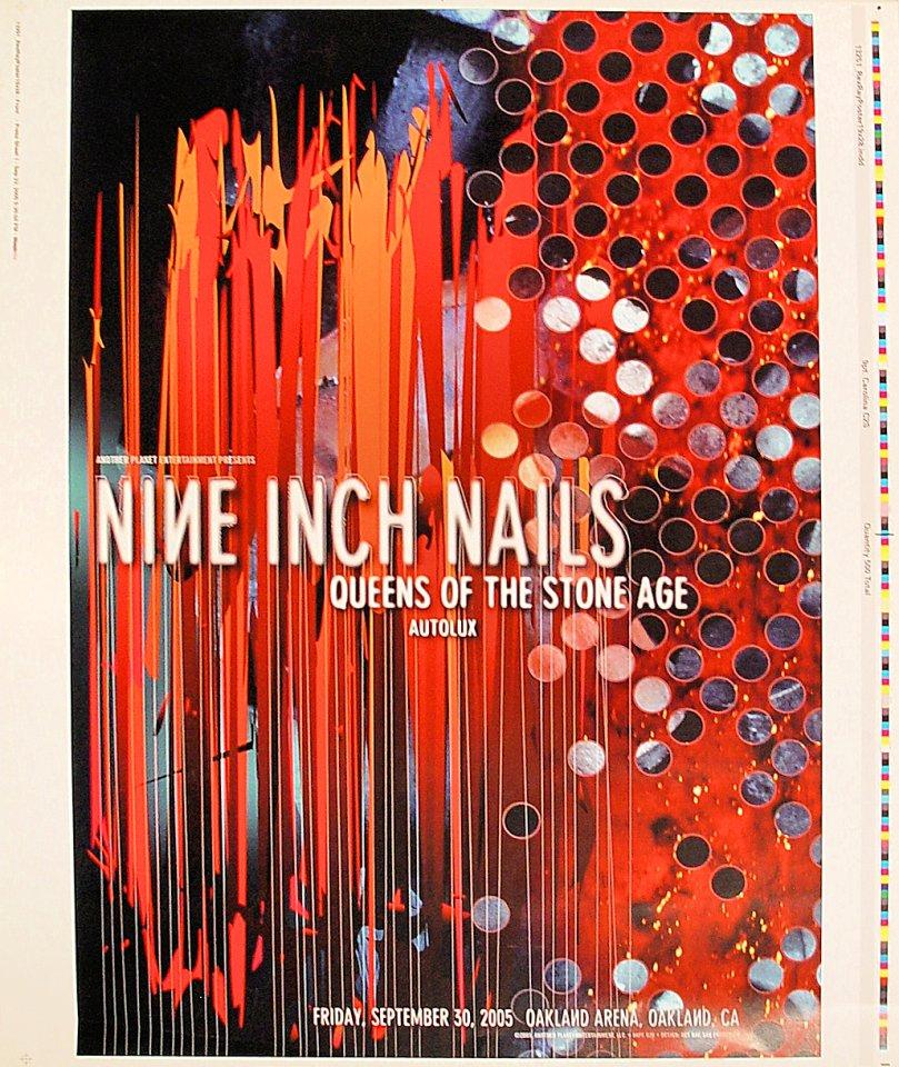 Nine Inch Nails Proof