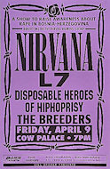 Nirvana Poster