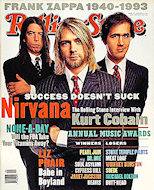 Nirvana Rolling Stone Magazine