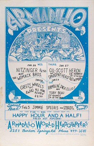 Nitzinger Poster