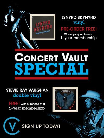 Lynyrd Skynyrd/SRV vinyl