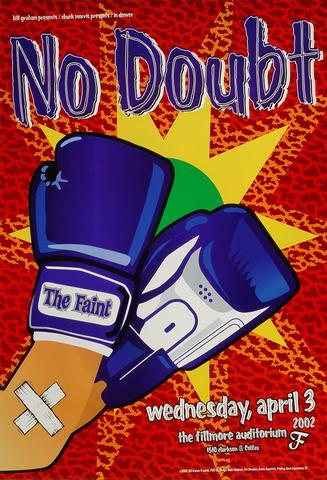 No Doubt Poster