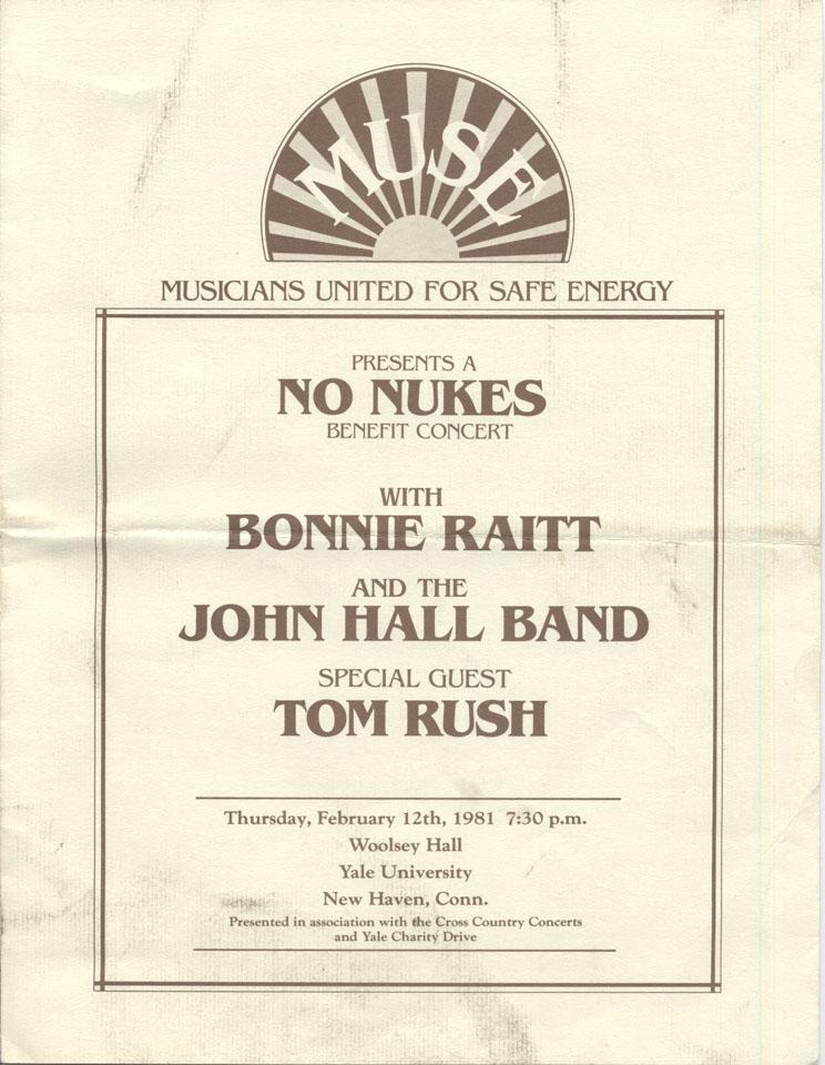 No Nukes Program