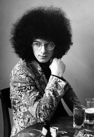 Noel Redding Fine Art Print