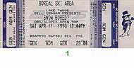 NOFX 1990s Ticket