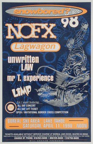 NOFX Poster