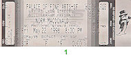 Norm MacDonald Vintage Ticket