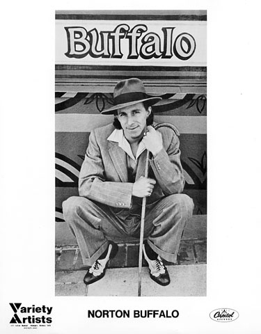 Norton Buffalo Promo Print