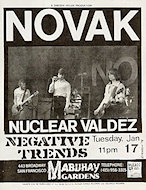 Novak Handbill