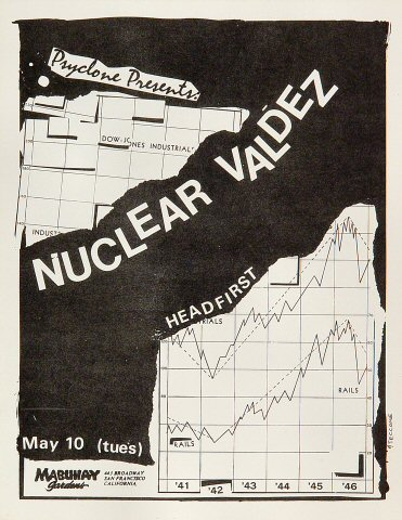 Nuclear ValdezHandbill