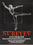 Nureyev Poster