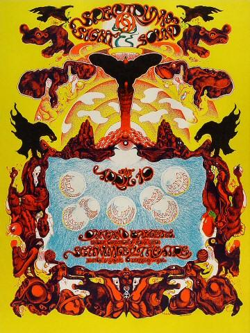 Oakland Ballet Poster