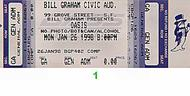 Oasis 1990s Ticket