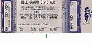 Oasis 1990s Ticket