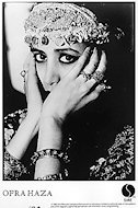 Ofra Haza Promo Print