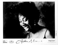 Oleta Adams Promo Print